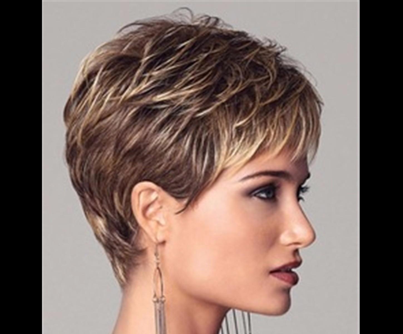 Причёски для коротких волос женские