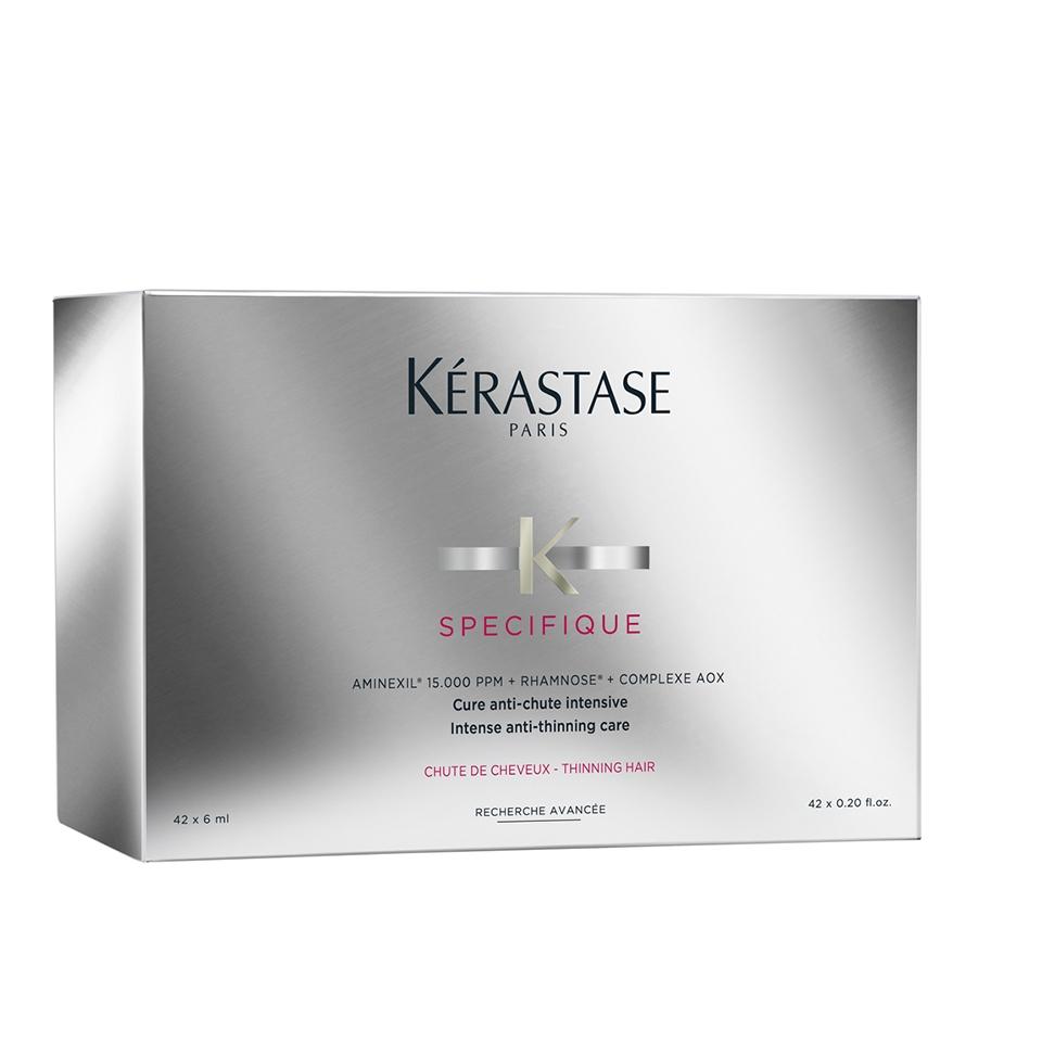 KERASTASE SPECIFIQUE Cure Anti-Chute İntensive ( Dökülmeyi Önleyici Saç Bakımı 42x6 ml )