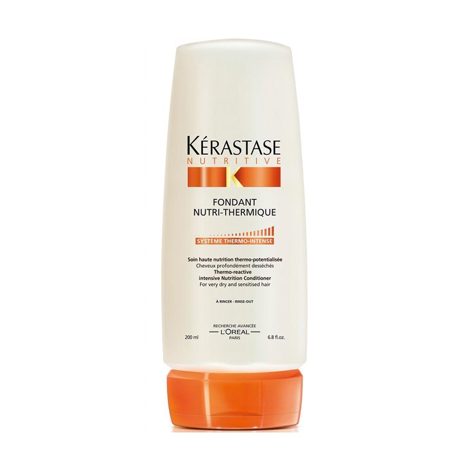 KERASTASE FONDANT NUTRI THERMIQUE ( Çok Kuru Ve Yıpranmış Saçlar İçin Yoğun Besleyici Krem Bakım Kremi 200 ml )