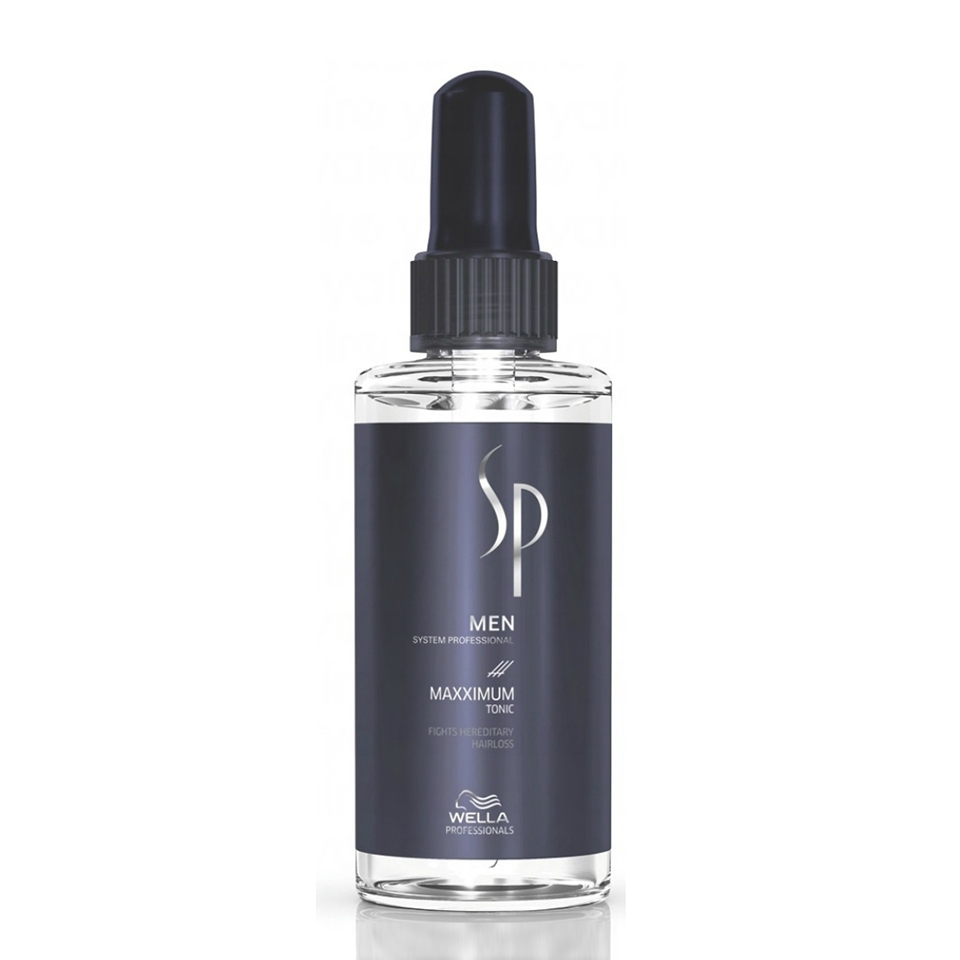 Maxximum Tonic (system Professional Fights Hereditary Hairloss ) - 100 ml