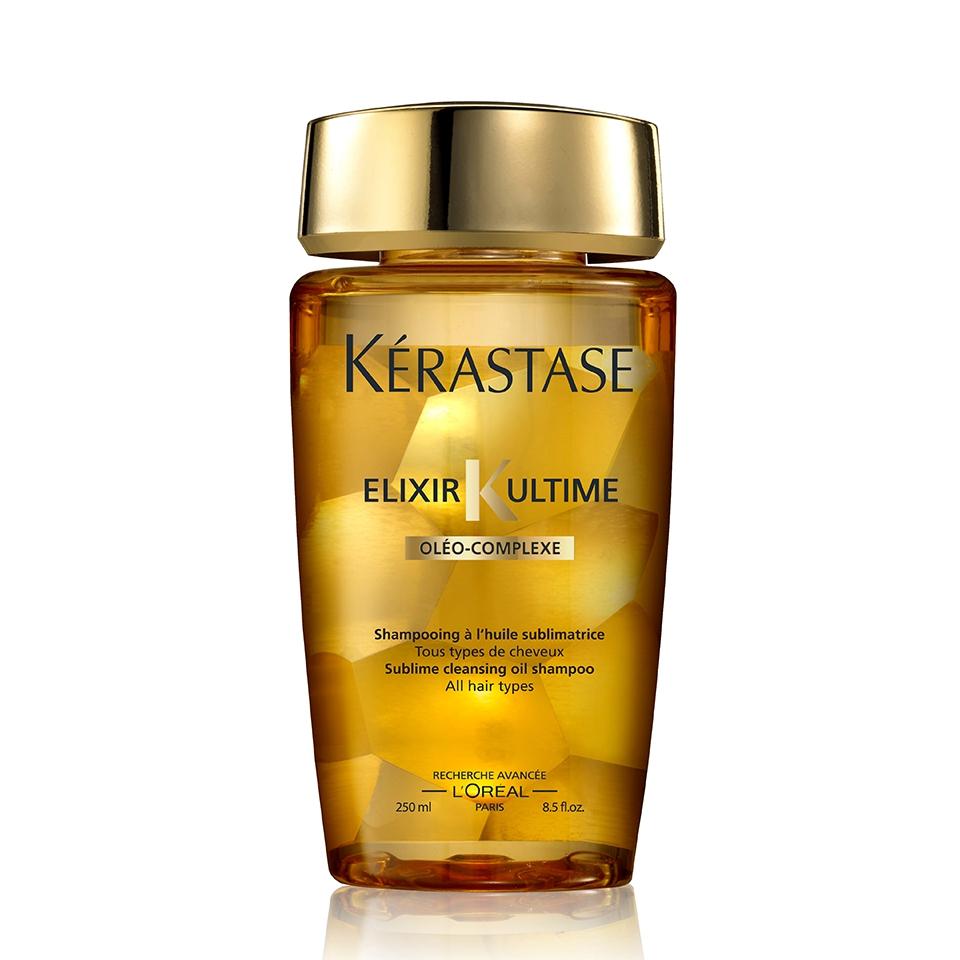 KERASTASE BAIN ELIXIR ULTIME OLEO - COMPLEXE ( Tüm Saç Tipleri İçin bakım Şampuanı 250 ml )